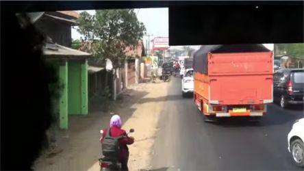 Biker hadang bus5
