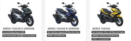 aerox-spek